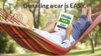 Car Donation is EASY