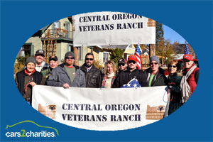 car donation central oregon veterans ranch charity