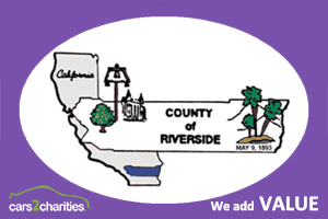 Maximize your auto donation tax deduction Riverside County
