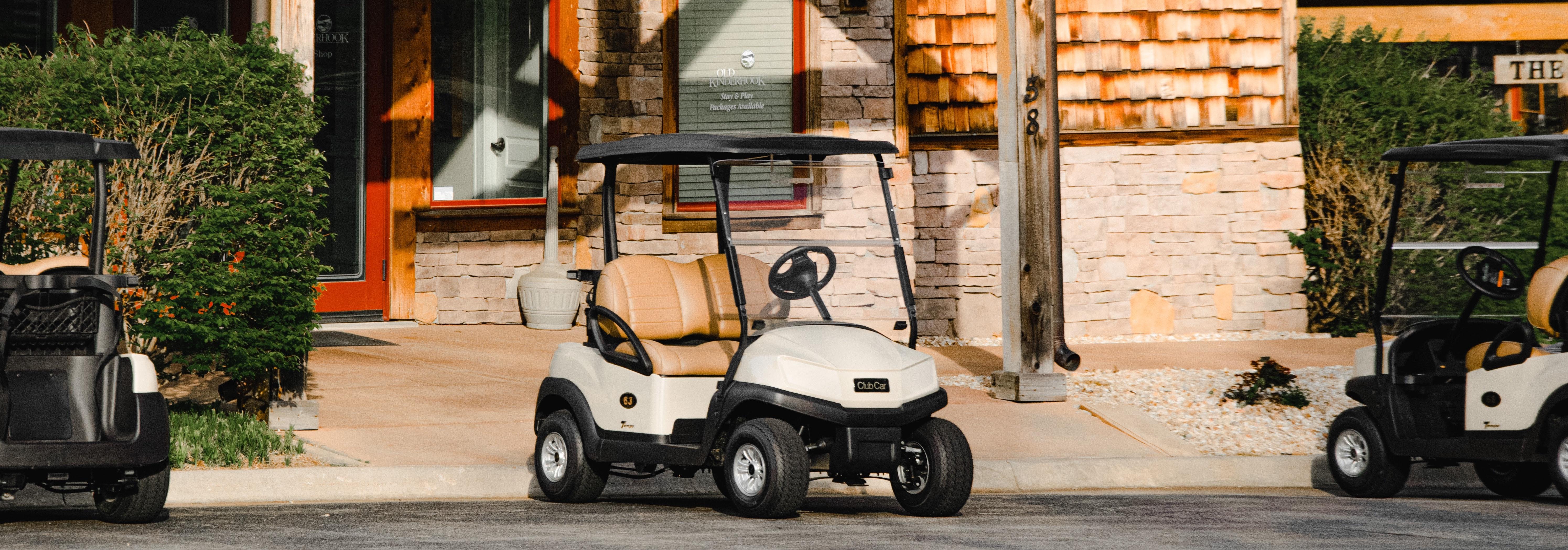 Donate a Car in Golf Cart
