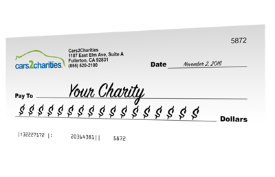 charity check