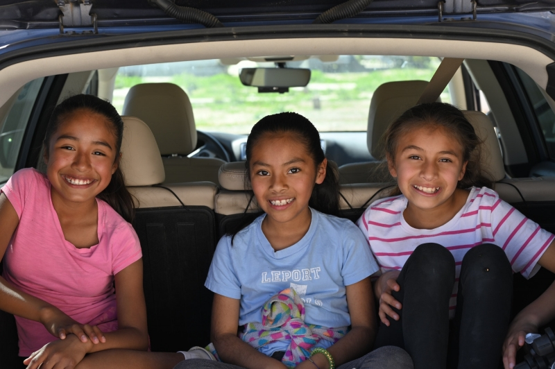 Safety Tips While Traveling with Kids in the Car